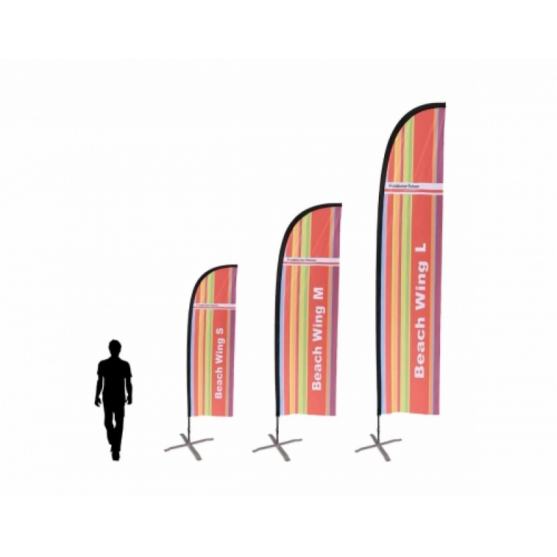 BeachWing Select 3in1 Größe S - Höhe ca. 275 cm