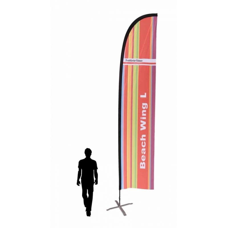 BeachWing Select 3in1 Größe L - Höhe ca. 530 cm