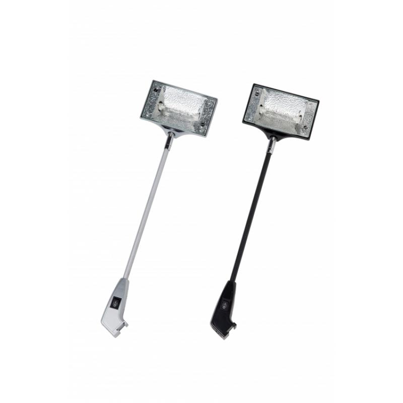 Halogenlampe für Scherenfaltwände