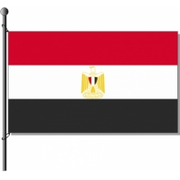 Nationalfahne Ägypten