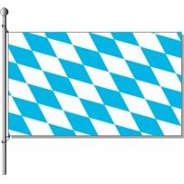 Bayern-Rauten ohne Wappen
