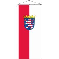 Hessen mit Wappen